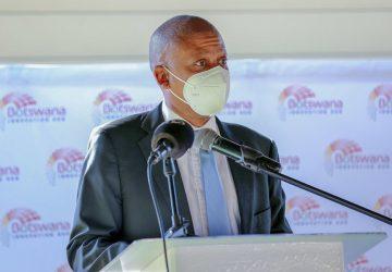 Alan Boshwaen - BIH CEO